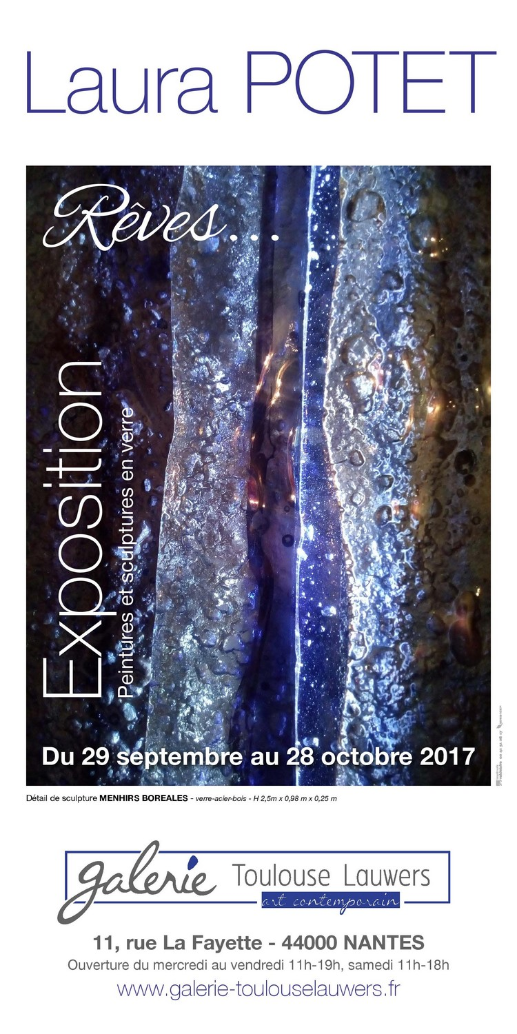 laura potet exposition 2017